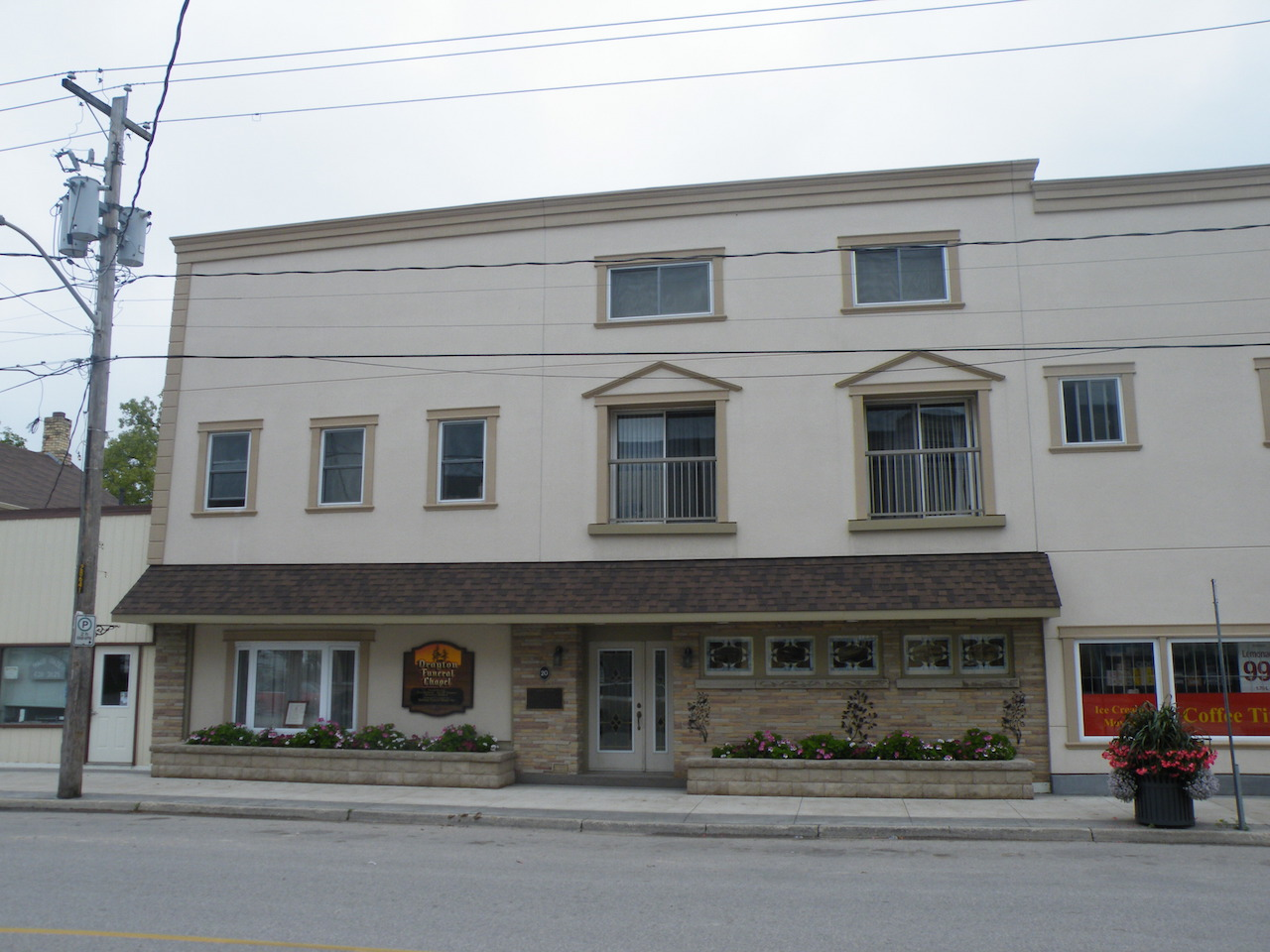 Heritage Funeral Home Palmerston Ontario